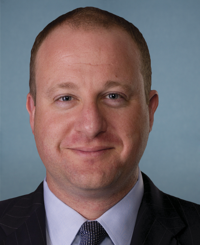 democratic congressman jared polis - 675×825