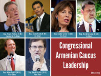 Congressional Armenian Caucus Leadership 2017